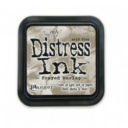 Штемпельная подушечка Tim Holtz Distress на водной основе, 5х5 см, цвет потертая мешковина