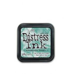 Штемпельная подушечка Tim Holtz Distress на водной основе, 5х5 см, цвет вечнозеленая ветвь