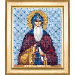 Икона Илии Муромца Печерского, набор д/выш. Чарiвна Мить