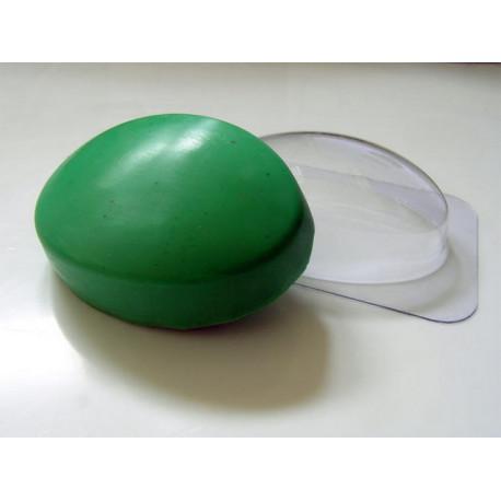 Овал профи, пластиковая форма для мыла МФ