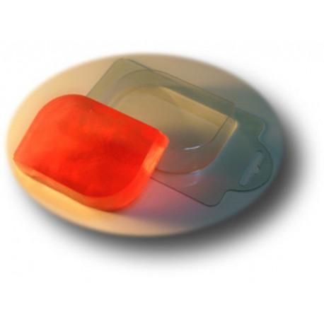 Нежность, пластиковая форма для мыла МФ