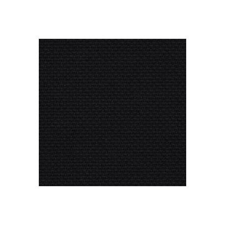 Канва Aida №14, 100% хлопок, 50х50 cм, черный