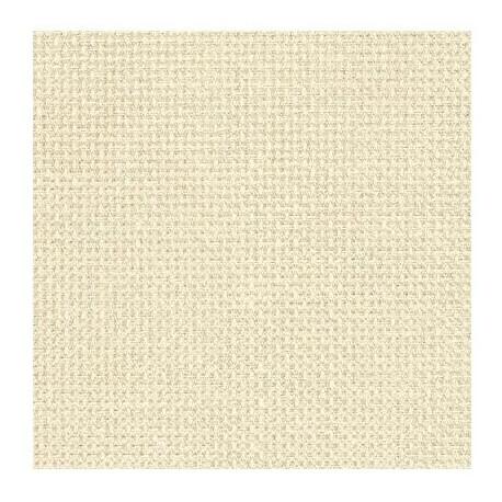 Канва Aida №18, 100% хлопок, 30х40 cм, кремовый