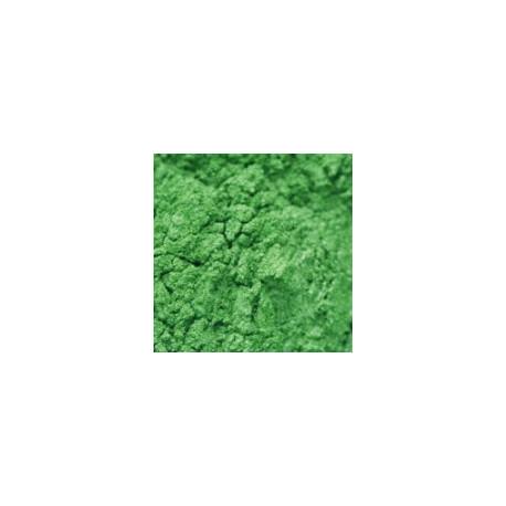 Зеленый натуральный, косметический пигмент 10г