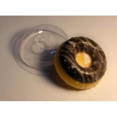 Пончик, пластиковая форма