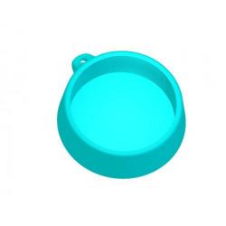 Геометрия Круг d8см, 3D силиконовая форма для мыла