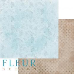 История, коллекция Воспоминания, бумага для скрапбукинга 30x30см, 190г/м Fleur Design