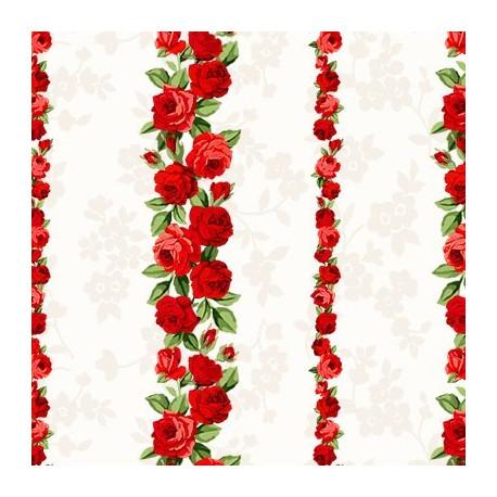 Ткань для пэчворка 4507 Panel, 60х110 см, 100% хлопок