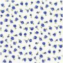 Ткань для пэчворка 4517, 50х55(±1см), 100% хлопок