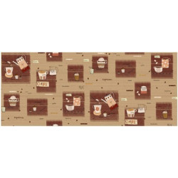Ткань для пэчворка PEPPY 4550 PANEL, 60х140 см, 100% хлопок